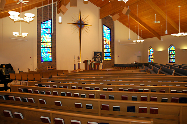 church sanctuary decorating - Modern Church Interior Design Ideas